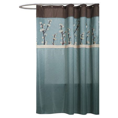 cocoa flower shower curtain 66 best images about bathroom decorating ideas on
