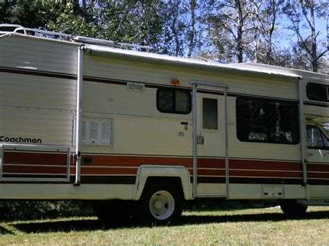 ford motorhome 1983 ford coachman rv motorhome for sale