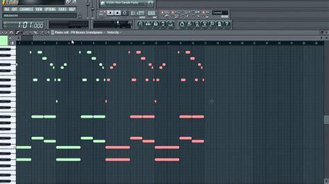 drum pattern trap fl studio realistic piano melodies youtube