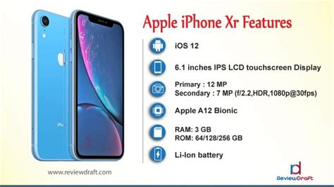 apple iphone xr price in bangladesh specification review draft