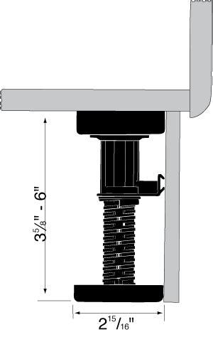 titus cabinet leg levelers hardware distributors ltd