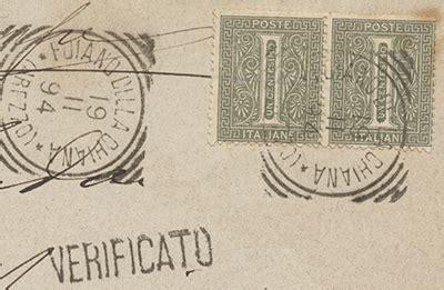 uffici postali arezzo il postalista e la storia postale toscana