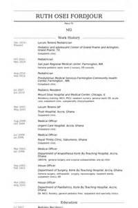 Pediatric Doctor Sle Resume by P 233 Diatre Exemple De Cv Base De Donn 233 Es Des Cv De Visualcv