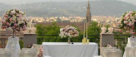 TOP TEN WEDDING VENUES IN FLORENCE