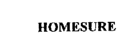 homesure trademark of cross country home services inc