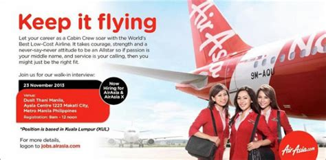 airasia zest careers airasia job openings lawrence fernandez philippine