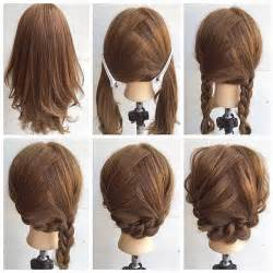 hair styles for the with shoulder length hair fashionable braid hairstyle for shoulder length hair www