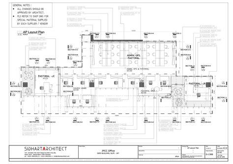 architect plans gallery of jakarta praise community church sidharta architect 23