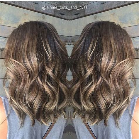 cute highlights for brunettes the 30 hottest brunette best balayage highlights for