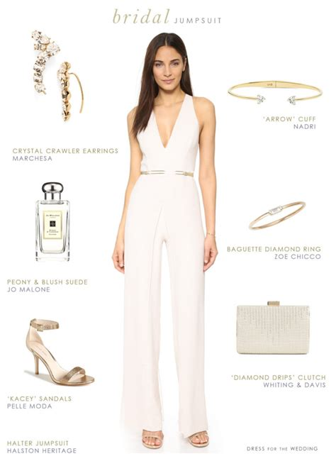 Wedding Attire Jumpsuits by Bridal Jumpsuits And White Jumpsuits For Weddings Dress