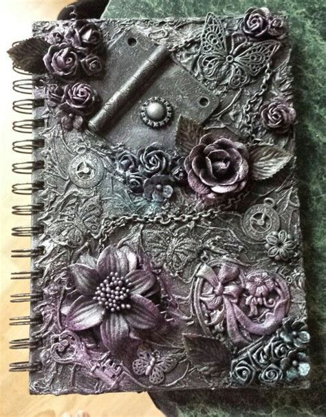 create your book mixed media projects for expanding creativity and encouraging personal growth books 78 best ideas about journal covers on ribbon