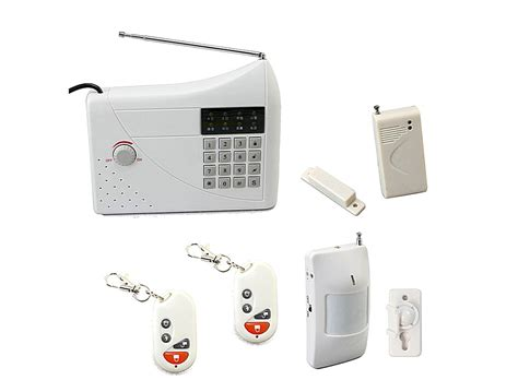 home sentinel wireless burglar security infrared alarm