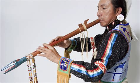 What Does Mba When Considered The Wga by Dakota Flute Maker Player Earns Nation S Highest Folk