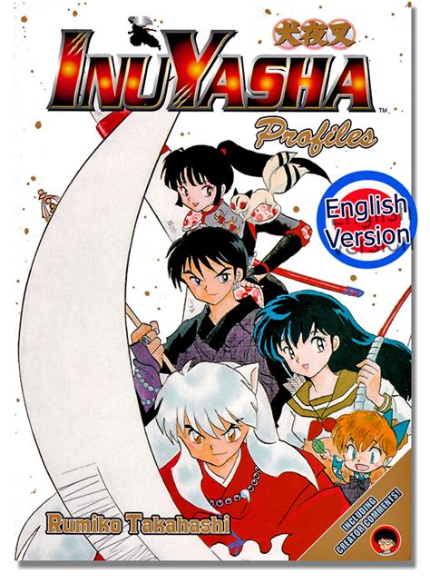 read inuyasha inuyasha profiles book anime books