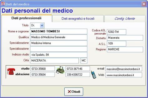 referto pap test medimax2000 medico utente