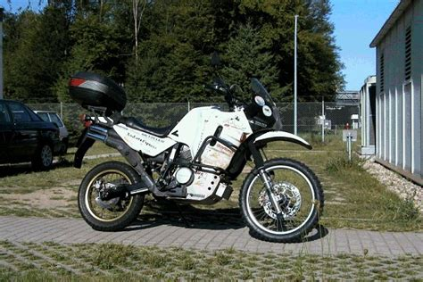 Motorrad Gabel Zu Weich by Transalp Seite Umbauten Xr Gabel