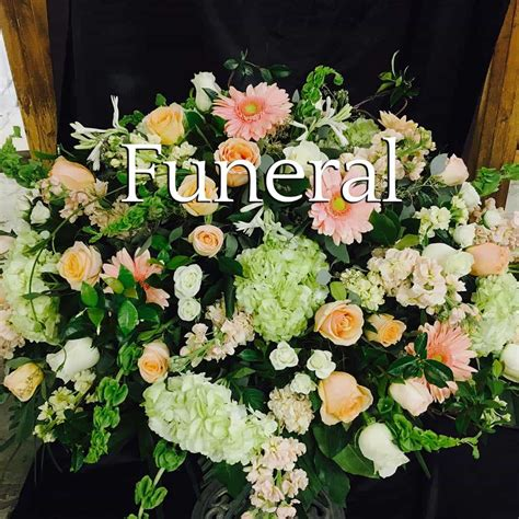 Best Flowers For Funeral by Gadsden Florist Rococo Floral Studio 256 515 4994