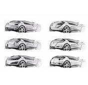 Datsun XLink Concept Coup&233 Y Compacto De Cuatro Puertas