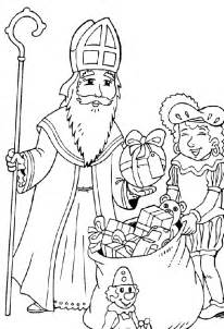 st nicholas coloring page nicholas coloring pages getcoloringpages