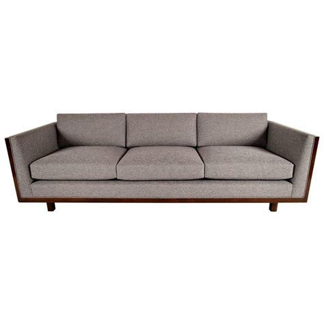 sofa cubes mid century modern milo baughman cube sofa at 1stdibs