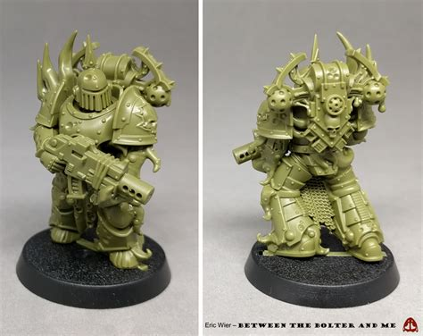 Easy To Build Poxwalker between the bolter and me warhammer 40k 8th edition
