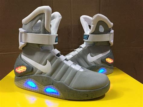 back to the future basketball shoes best nike marty mcfly mag back to the future 2015 s