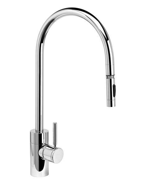 Waterstone Kitchen Faucets by Waterstone Faucets Contemporary Plp Extended Reach Pull