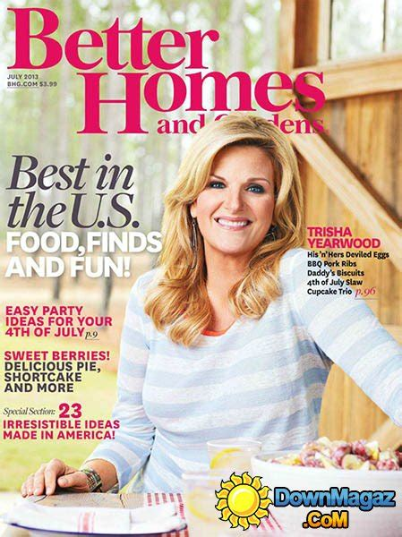 house and garden magazine usa better homes and gardens usa july 2013 187 download pdf