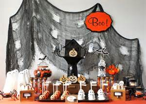 Kid Halloween Decorations Pretty Updates Halloween Party Candy Bar