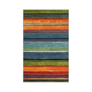 mohawk home rainbow multi 6 ft x 9 ft area rug 512712