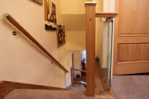 wall mounted handrail for stairs wall mounted handrails one stop stair shop
