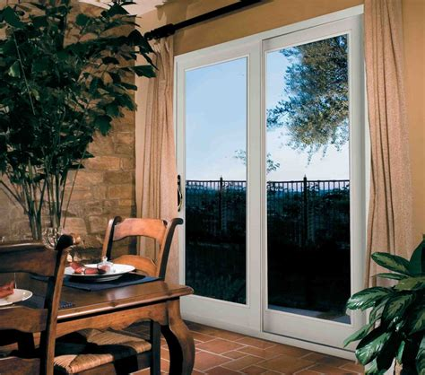 Patio Doors Blinds by Patio Doors With Blinds Vertical Prefab Homes