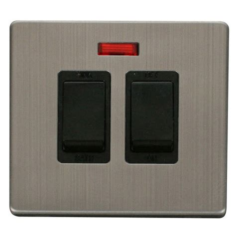 stainless steel sink cover plate click definity flat plate screwless 20a black sink and