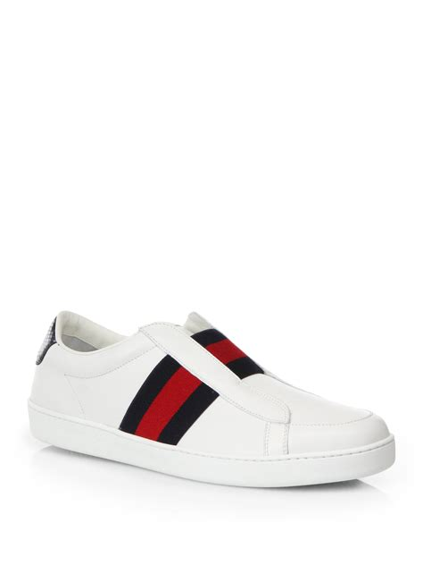 gucci sneakers white 28 images gucci white leather