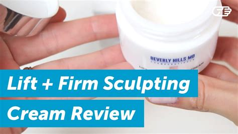 beverly hills md lift firm sculpting cream reviews beverly hills md lift firm sculpting cream review