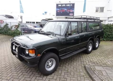 range rover 6x6 for sale pin by land rover nieuws on tuning special series