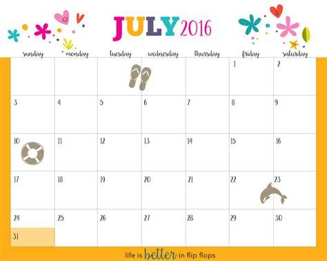 printable calendar 2016 summer hello summer free printable calendar 2016 for your