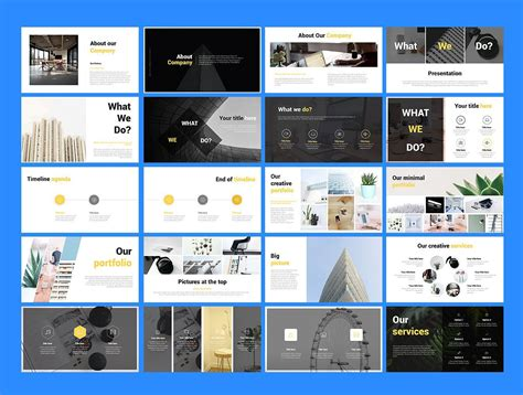 Ulys Impressive Powerpoint Template 1844066 Cgaeo影视后期 Impressive Powerpoint Templates