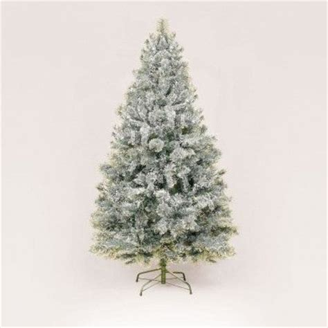 artificial grey silver tip tree 7ft 24 best images about flocked artificial trees on