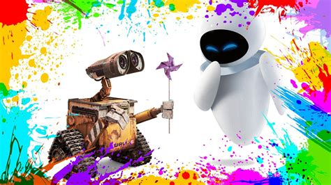 children es wall karten painting wall e coloring book pages for paint and