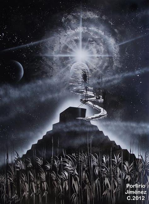 spray paint porfirio jimenez el regreso de los dioses painting by porfirio jimenez