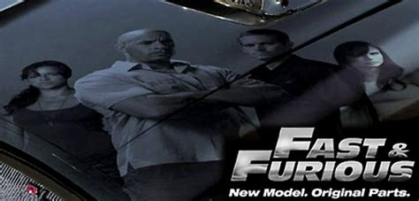 fast and furious new model original parts fast furious poster filmofilia