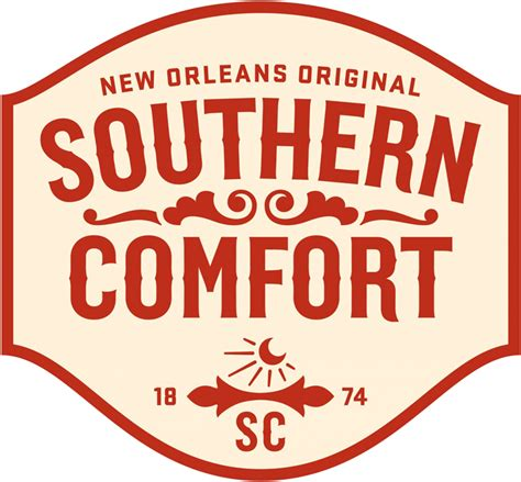 Southern Comfort Font by Southern Comfort Logo Brand Forum Dafont