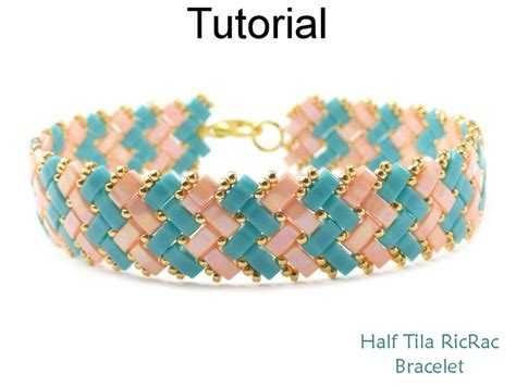 miyuki net pattern bracelet instructions 1000 images about 2 hole bead designs on pinterest