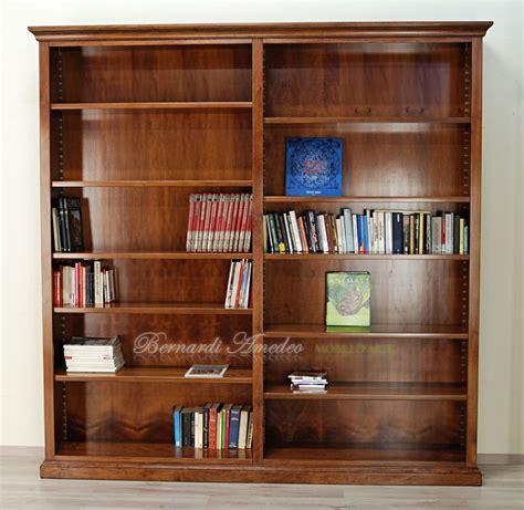 librerie in noce librerie in stile 10 librerie