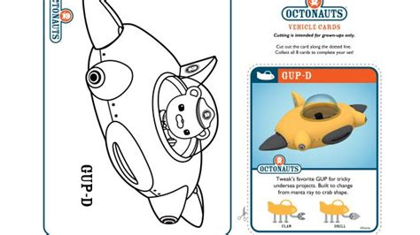 Disney Junior Octonauts Coloring Pages 1000 images about for the boys octonauts on