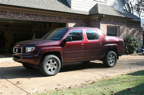 Honda Tires by Most Aggressive Offroad Tire For 2010 Ridgeline Honda