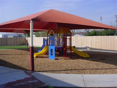 Playground Awnings by Photo Shade Structures Canopies Shade Sails And