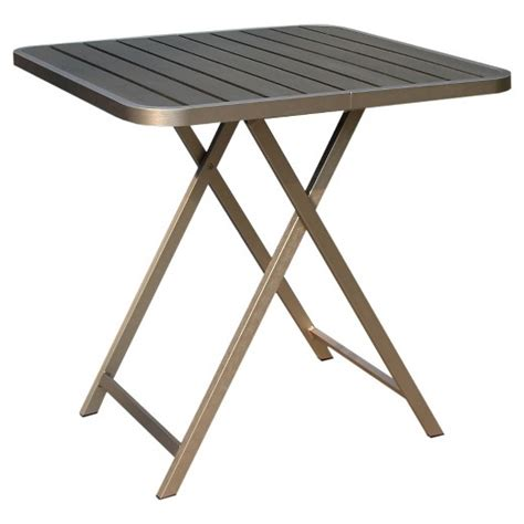 Target Table Ls Sale by Boraam Fresca Polylumber Folding Table Target