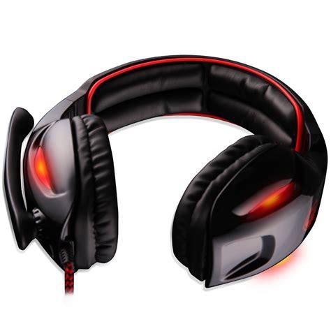 Gaming Set Sades Sa 902 Snuk Headset Hs Terbaik U Pro Gamer sades sa902 7 1 usb surround pc gaming headset review ign